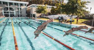 Maties swimming pool deck
