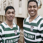 Train Camp sponsorship of the FHS rugby jersey in 2018