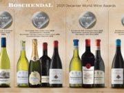 Boschendal Decanter World Wine Awards 2021